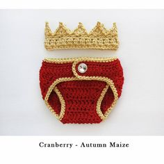 Newborn Baby Boy Clothes, Newborn Crochet Crown and Diaper cover set - Infant newborn Take home outfit baby gift - blue prince crown Newborn Boy Clothes, Newborn Girl Outfits, Trendy Baby Clothes, Baby Boy Newborn, Newborn Crown, Baby Baby, Crochet Baby Costumes, Crochet Baby Clothes, Newborn Crochet