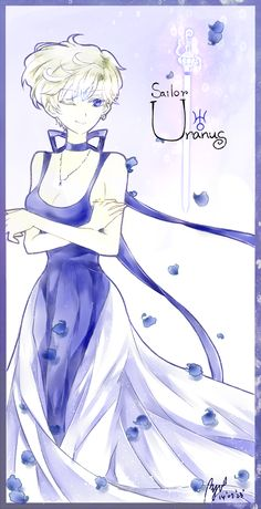 #PrincessUranus #SailorUranus