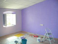 Cómo alisar las paredes