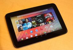Review: Google's Android OS Might Be Better Suited For Tablets, And The Nexus 10 Is A Shining Example