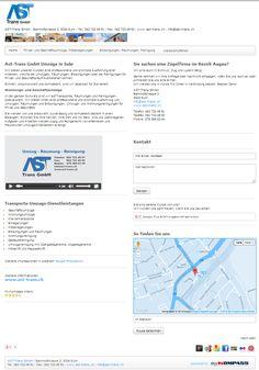Umzüge, Suhr, Umzugsreinigung, Entsorgungen, Räumungen, Aarau, AST-Trans GmbH