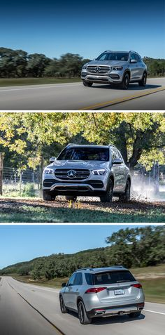 "bff37f3d215784 The new GLE: ""Every journey makes you stronger."" New MercedesMercedes Benz  ..."