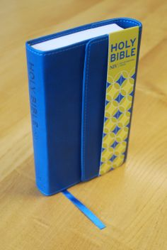 NIV Pocket Blue Soft-tone Bible with Clasp | 9781444787986 | £16.99 #NIV #Bible