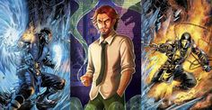 DC Announces Digital First Mortal Kombat X And Fables: Wolf Among Us Comics