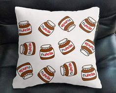 nutella Pillow case #pillow case