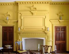Color Lessons from the Past - ELLEDecor.com