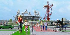 LCC - Olympic park goes Dutch
