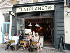 Flatplanet @ Great Marlborough Street, off Carnaby Street
