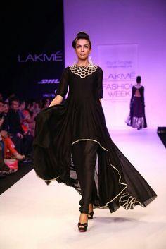 Payal singhal lakme fashion week 2013 winter