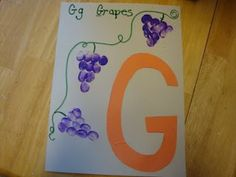 Moments of Mommyhood: Gg-Grapes