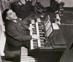 Absolute master keyboard player: Fats Waller. from Music Preservation Program | Gucci Watches and Jewelry