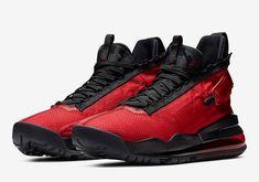 quality design ae9e2 4423b Jordan Proto Max 720 Red + Black BQ6623-600 Info