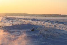 Vecka 52 - Vinterbild från Söderfjärden. Foto: Niklas Falk