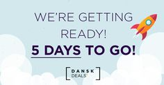 What do you expect from Dansk.Deals? :) Stay tuned and you will find out!