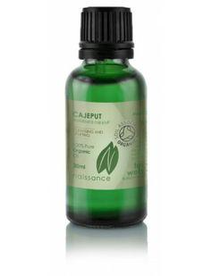 Cajeput Organic Essential Oil http://enaissance.co.uk/Essential-Oils/Essential-Organic/Organic-Cajeput-Essential-Oil