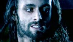 Michael Sheen as Lucian in Underworld