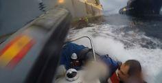 Greenpeace pide amparo al TC por el archivo de su denuncia contra la Armada