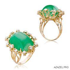 Перстень с Изумрудом A ring with an Emerald #ring #арт #art #алмаз #перстень #фотограф #красота #бриллиант #мода #almaz #fashion #купить #кольцо #jewelry #photographer #ярмарка #цветы #gemstone #exclusive #москва #украшения #эксклюзив #подарок #ювелир #handmade #diamond #gallery #галерея #emerald #изумруд