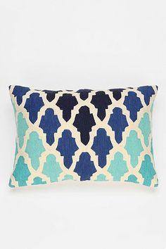 Magical Thinking Flourish Tile Pillow
