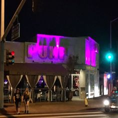 Lisa Vanderpump from Real Housewives of Beverly Hills has Pump Lounge and Restaurant, as well as Sur Lounge within 1/2 block of one another on Robertson Blvd in West Hollywood.  #GlitteratiToursLA
