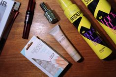 This weekend I popped into Superdrug to pick up a few things. Obviously the superdrug curse got hold of me and I ended up getting alot more that I actually needed. But in my defence, alot of…