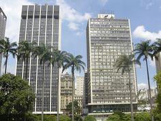 Centro de São Paulo / Downtown São Paulo