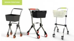 Collapsible Grocery Trolleys : personal utility cart