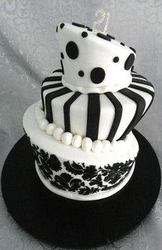 21st Birthday Cake   www.cakeappreciationsociety.com