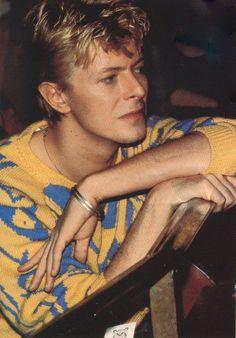 David Bowie 80'