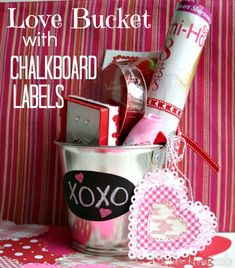 Love Buckets for Val
