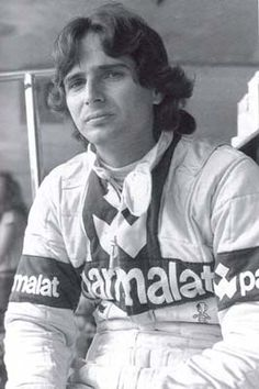 Nelson Piquet (BRA). F1 World Champion 1981, 1983, 1987