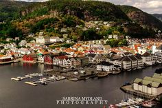 Flekkefjord City by Sabrina Mydland on 500px