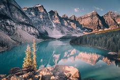 Lake Moraine by Leire Unzueta on 500px