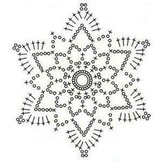 Crochet Patterns Needles askBolero Motif Chart – Snowflakes WorldUncategorized – Page 2 – maysoondo crochet huis na Stylowi. Crochet Snowflake Pattern, Crochet Motif Patterns, Crochet Stars, Christmas Crochet Patterns, Crochet Snowflakes, Crochet Mandala, Crochet Diagram, Thread Crochet, Crochet Doilies