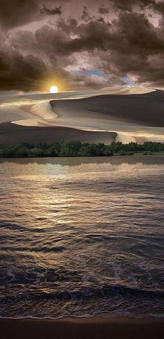 duet gdańsk - landscape, beautiful amazing pictures nature