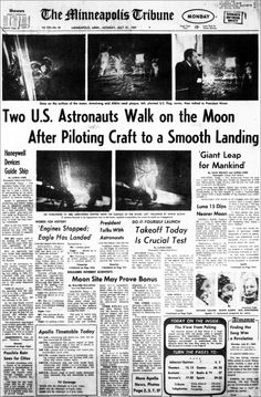 Remembering The Moon Landing