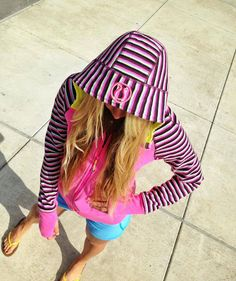 Afterglow/Cozy Stripe Scuba. I have FINALLY found the lulu hoodie that screams my name!!
