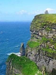 Cliff of Moher #irlanda