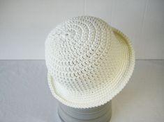 Hekla sommarhatt Hue, Crochet Hats, Knitting Hats