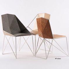 A Set of P-11 Chairs by Maxim Scherbakov. www.prodeez.com ...