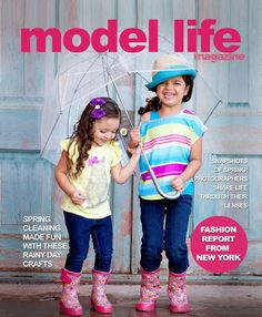 Forty Toes Photography MEGA GIVEAWAY! Thank you to Model Life Magazine!