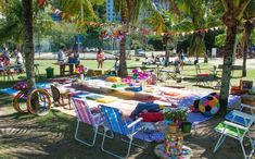 Uma festa infantil ao ar livre é ótimo pois as crianças podem correr e brincar a vontade em um dia de sol. Confira aqui as dicas de como fazer essa festa!