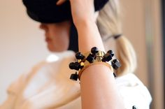 Chiara Ferragni & Louis Vuitton White Shirts Women, White Fashion, Pastels, Jewerly, Fashion Jewelry, Louis Vuitton, Stud Earrings, Street Style, My Style