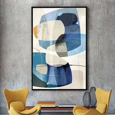 SURE LIFE Minimalist Nordic Abstract Colors Poster Print Canvas Paintings Wall Art Pictures for Living Room Home Decor Oil Painting Abstract, Abstract Wall Art, Canvas Wall Art, Canvas Prints, Art Prints, Abstract Watercolor, Wall Art Pictures, Canvas Pictures, Modern Wall Art