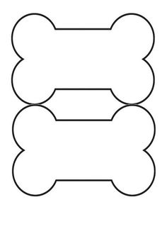 dog bone template