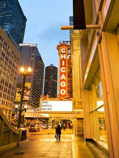 From the travel experts at Midwest Living, here is a list of Chicago& best attractions, including museums, gardens, sports and music. Chicago Travel, Chicago City, Chicago Illinois, Travel Usa, Theater Chicago, Theatre, Chicago Vacation, Milwaukee City, Visit Chicago