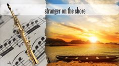Partitura stranger on the shore Versión Uno Saxofón Soprano