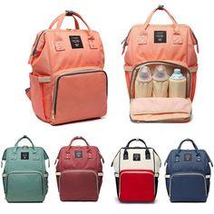 Fashion Brand Large Capacity Baby Bag Travel Backpack Designer Nursing Bag for Baby Mom Backpack Women Carry Care Bags Mom Backpack, Diaper Backpack, Travel Backpack, Travel Bags, Fashion Backpack, Diaper Bags, Baby Travel, Baby Bags For Mom, Nurse Bag