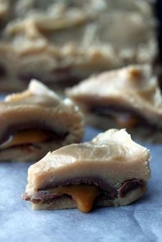 One of my most requested recipe: Caramilk Fudge. (Will have to use caramello in the states) Fudge Recipes, Candy Recipes, Sweet Recipes, Dessert Recipes, Bar Recipes, Just Desserts, Delicious Desserts, Yummy Food, Sweets