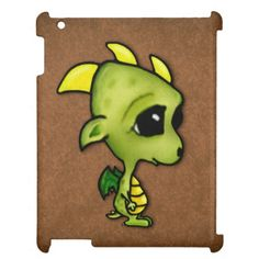 Baby Dragon Cover For The iPad